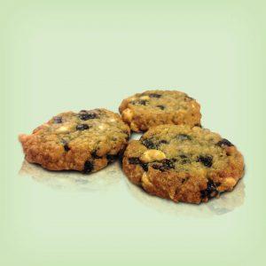 Oatmeal White Choc. Oatmeal Cookie